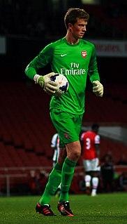 Matt Macey English footballer