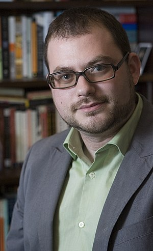 Matthew Yglesias - Image: Matthew Yglesias cropped