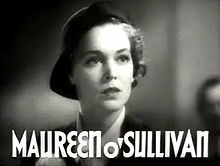 Maureen O'Sullivan in Woman Wanted trailer.jpg