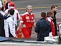Maurizio Arrivabene - Scuderia Ferrari - 2016 Monaco F1 GP.jpg