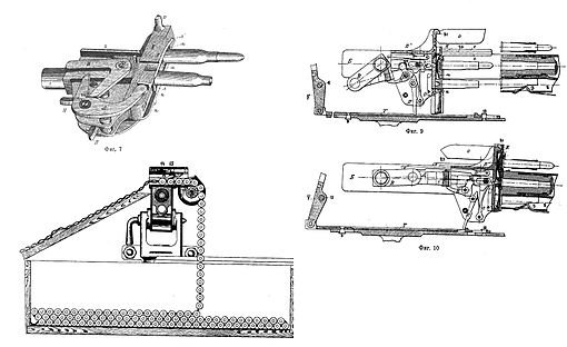 Механизм пулемёта [8]