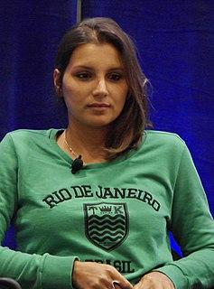 Maya Gabeira Brazilian big wave surfer