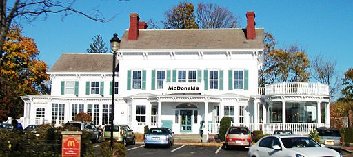 McDonalds Denton House, New Hyde Park, NY crop