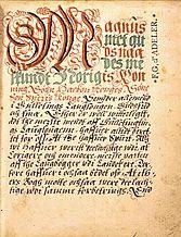 Landslov manuscript in the possession of the Norwegian Riksarkivet.