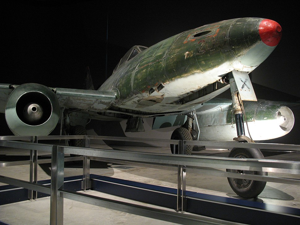 Me 262A-2a AirMin 81 Werknummer 500200
