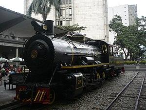 Antioquia Railway - Image: Medellin Estación del Ferrocarril de Antioquia 5