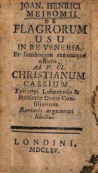 De Usu Flagrorum cover