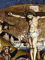 Meister von Sigmaringen Kreuzigung Christi.-Detail1jpg.jpg