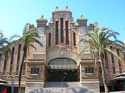Alicante, Rutas por la ciudad  250px-Mercado_de_Alicante