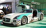Mercedes-Benz SLS AMG-GT3 2011 Motorsport Japan.jpg