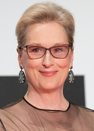 "Doubt (2008 film) - Image: Meryl Streep from ""Florence Foster Jenkins"" at Opening Ceremony of the Tokyo International Film Festival 2016 (33644504135) (cropped)"