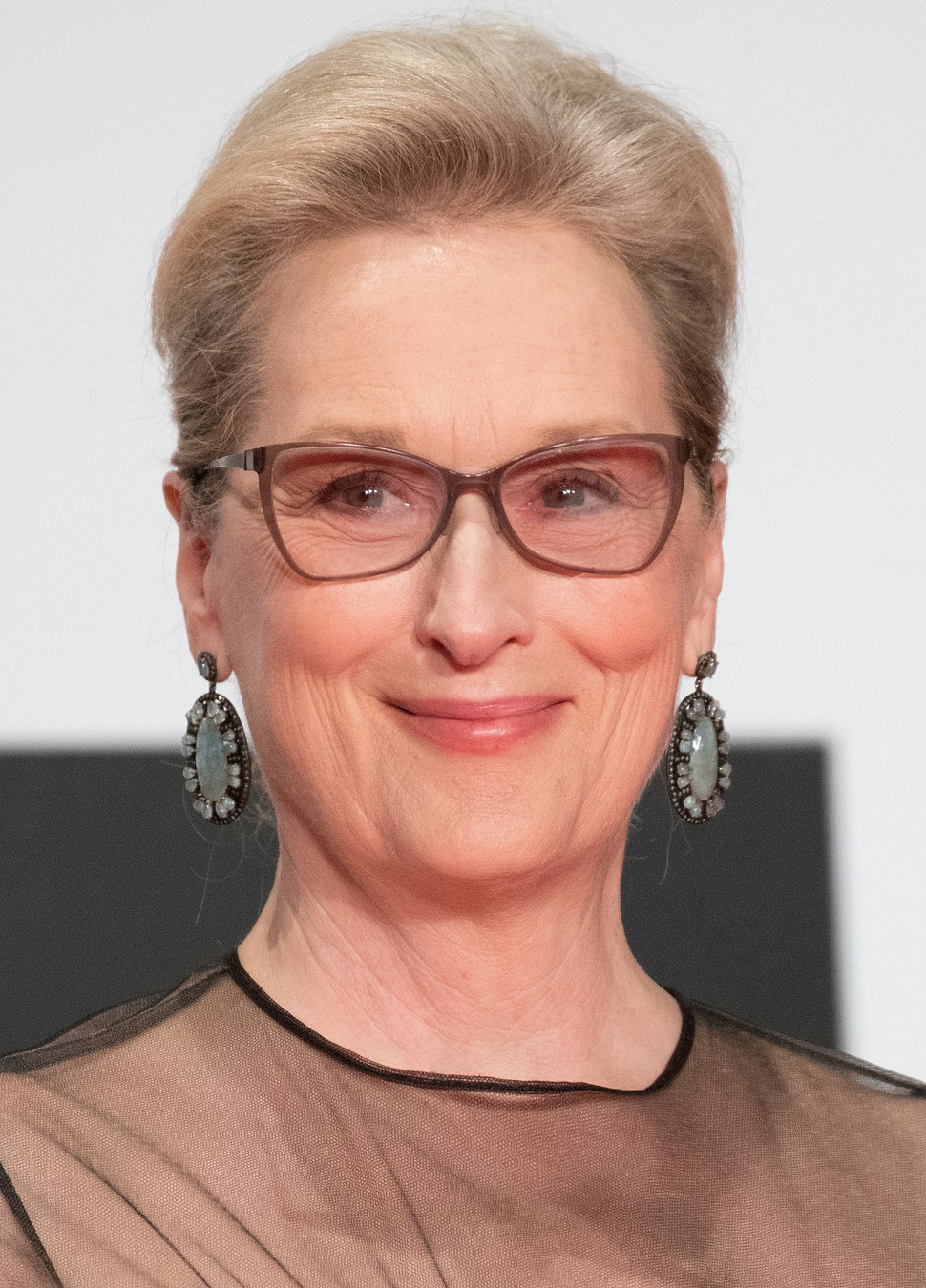 "Meryl Streep from ""Florence Foster Jenkins"" at Opening Ceremony of the Tokyo International Film Festival 2016 (33644504135) (cropped)"