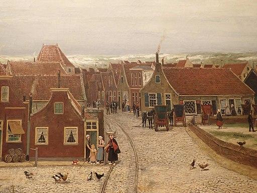 Mesdag village Scheveningen