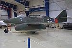 Messerschmitt Me262B-1c (new build) '501241 - white 1' (N262AZ) (39532420585).jpg