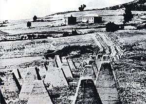 Metaxas Line - Image: Metaxas line 1941