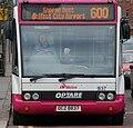 Metro (Belfast) bus 1837 (OCZ 8837) 2002 Optare Solo M850, 6 October 2007.jpg