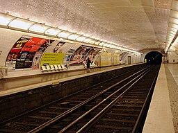 Metro de Paris - Ligne 7bis - Bolivar 01