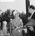 Mevrouw Ben Goerion op Floriade, Bestanddeelnr 911-3599.jpg