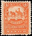 Mexico 1896-97 4c perf 12 Sc260 unused.jpg