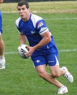 Michael Ennis Australian rugby league footballer, coach