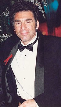 Michael Richards 1993.