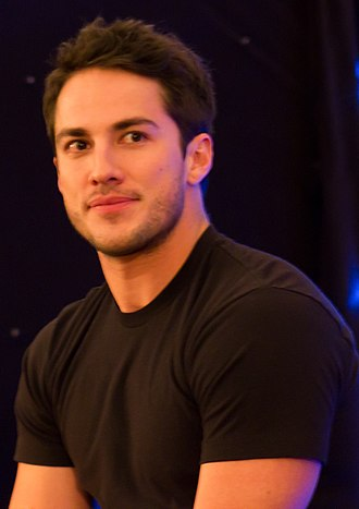 Michael Trevino - Trevino in June 2013