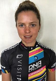 Michaela Drummond New Zealand cyclist