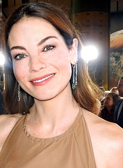 Michelle Monaghan 2018.
