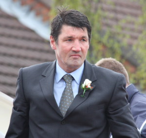 Mick Harford - Harford, photographed in 2009