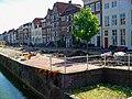 Middelburg - Bellinkbrug over Binnenhaven - View ENE on Kinderdijk.jpg