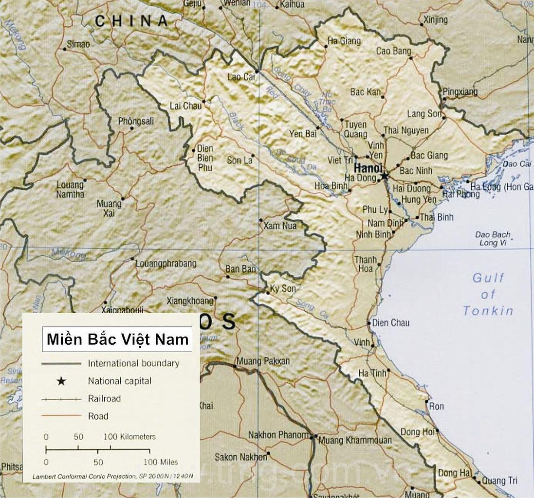 File Mien Bac Viet Nam Jpg Wikimedia Commons