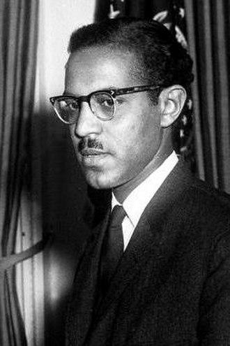 Mikael Imru - Image: Mikael Imru, Ambassador of Ethiopia, 1961 (JFKWHP AR6379 A)