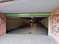 Milano metropolitana Romolo ingresso sud.JPG