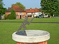 Millennium sundial, Holyport - geograph.org.uk - 814772.jpg