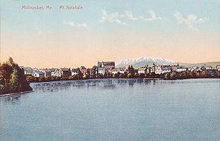 Millinocket, Maine Town in Maine, United States