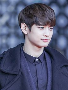 Minho at the SMTown Coex Artium on January 2015.jpg