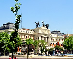 Madrid - Ministry of Agriculture