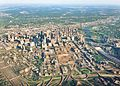 Minneapolis Skyline from the Air (14118806090).jpg