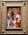 Mirabello cavalori, michelangelo, il soderini e il sultano, post 1564, (londra, national gallery) 01.jpg