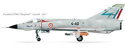 Mirage IIIE 4-AD
