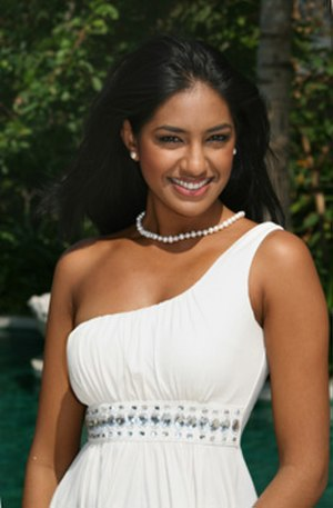 Miss Oneness Trinidad and Tobago - Valene Maharaj, Miss Trinidad and Tobago 2007