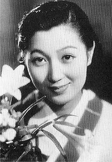 Mitsuko Mito Japanese actress