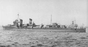 Japanese destroyer Miyuki - Image: Miyuki
