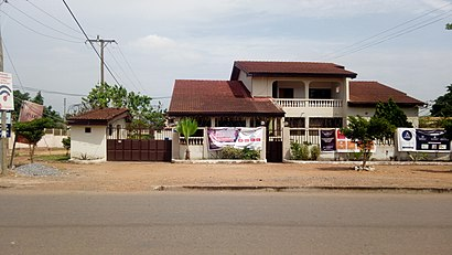 How to get to Mobile Web Ghana with public transit - About the place
