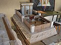 Model of Second Temple made by Michael Osnis from Kedumim 04.jpg