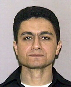 "Mohamed Atta, who left behind a ""motivational"" letter following the September 11, 2001 attacks. An excerpt of these words was later used in a spoken text format for ""Jihad""'s climax. Mohamed Atta.jpg"