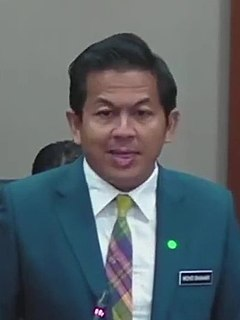 Mohd Shahar Abdullah Malaysian politician