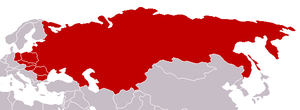 Molotov Plan - Map of Molotov Plan Member States