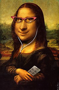 Mona Lisa - Caricature (6432459465).jpg