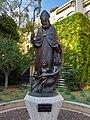 Monaco statue de Saint Nicolas Monaco.jpg